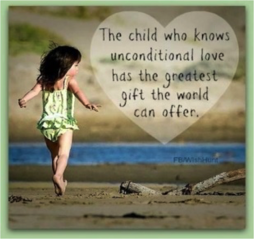 the loved child